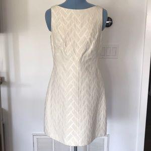 TED BAKER sleeveless dress.